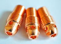 Корпус цанги WE-D 2,4 мм аргонодуговых горелок ABITIG®GRIP/SRT 9, SRT 9V, ABITIG®/SRT 20