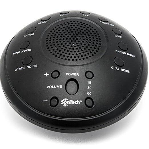 Звуковой кондиционер-генератор белого шума SONTech