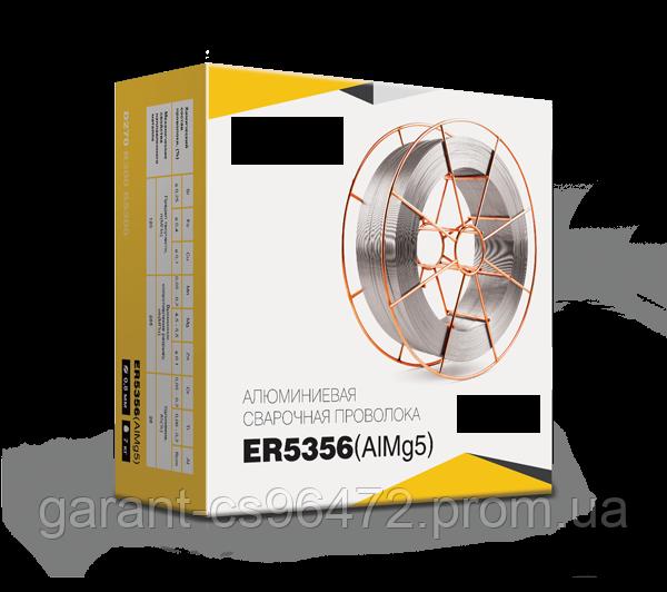 Сварочная проволока алюминиевая ER-5356 0,8 мм х 2кг (уп.)