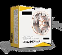 Зварювальний дріт алюмінієва ER-5356 1,2 мм х 7кг (уп.)