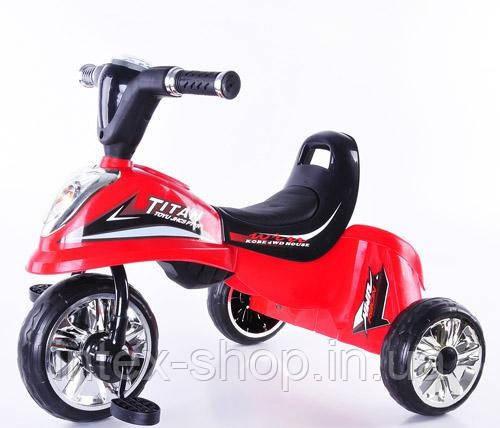 Детский велосипед Profi Trike Titan М 5343