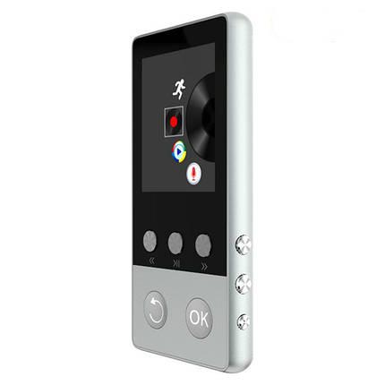 MP3 Плеер A5 Plus Hi-Fi 8Gb Серебро, фото 2