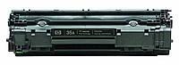 Картридж первопроходец HP CB435A  аппаратов НР LJ P1005/ P1006 (CB435A)