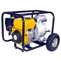 Мотопомпа FORTE FPTW30C для грязной воды (45 м³/час)