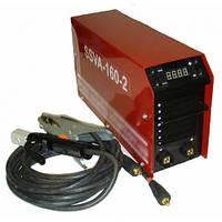 Зварювальний інвертор SSVA-160-2 плюс аргон (TIG)