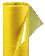 Пленка тепличная парниковая желтая 100 мкм (26 кг, 6х50 м), фото 1