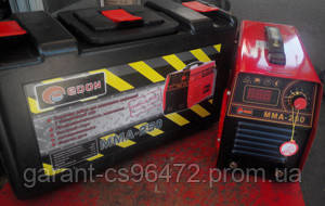 Сварочный инвертор ЕДОН ММА-250 мини с кейсом