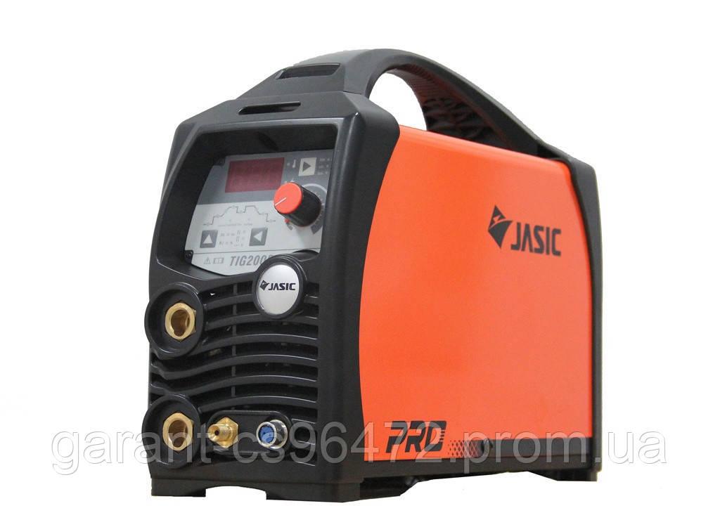 Аргонная сварка Jasic TIG 200p dc (w212)