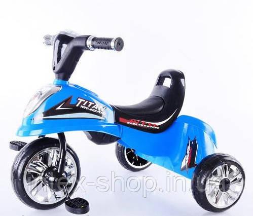 Детский велосипед  Profi Trike Titan М 5344