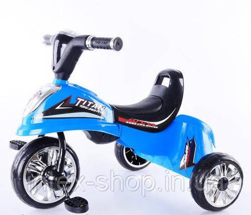 Детский велосипед  Profi Trike Titan М 5344, фото 2