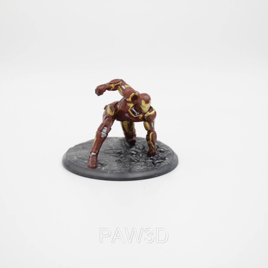 Ironman Железный человек