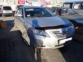 Дефлекторы окон (ветровики) Toyota Camry 2006 - 2011 4D (V40) 4шт (Hic)