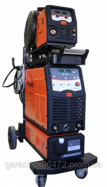Сварочный полуавтомат Jasic MIG-350P(N316), pulse/double pulse, sinergic
