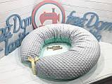 Подушка плюшевая для беременных, для кормления., фото 2