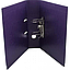 Папка регистратор А4 LUX Economix, 70 мм, фиолетовая E39723*-12, фото 2