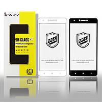 Защитное стекло iPaky Huawei Matte 10 Lite black
