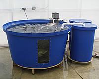 УЗВ на 1000 кг рыбы в год