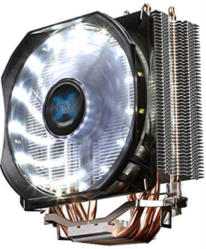 Кулер процессорный Zalman CNPS9X Optima, Intel: 1156/1155/1511/1150/775, AMD:AM3+/AM3/AM4, 156х123х72 мм, 4-pin