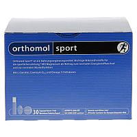 Orthomol sport, Ортомол спорт 30 дн. (питьевые бутылочки/таблетки/капсулы)
