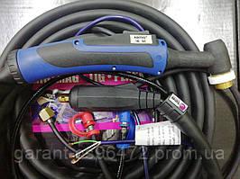 Сварочная горелка ABITIG® GRIP SC 18 (8 метровая)охлаждение жидкость, управление подачи газа кнопкой