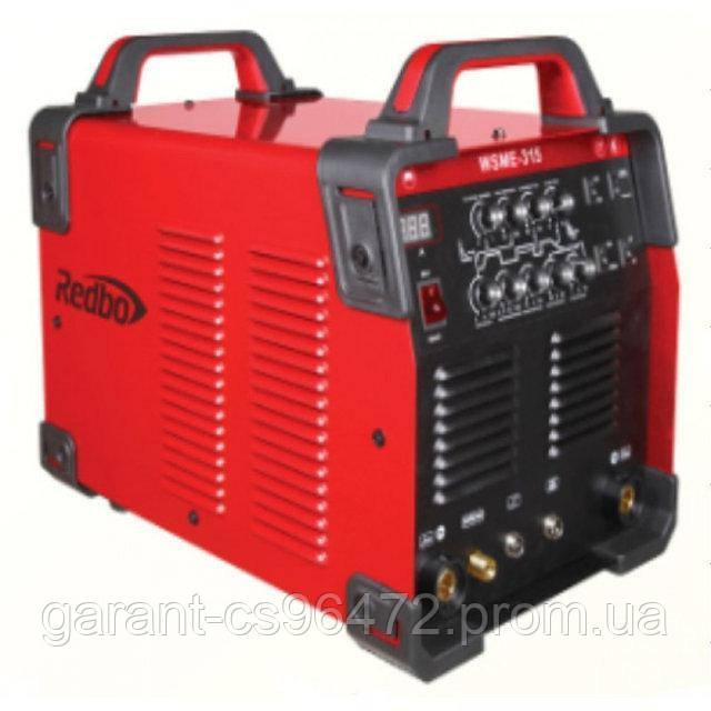 Инверторная установка аргоно-дуговой сварки Redbo TIG 315P AC/DC