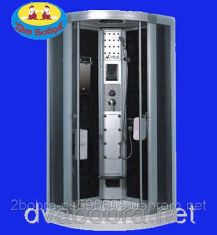 Гидромассажный Бокс 80x80x2100 | 8805 REM HY
