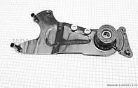 Кронштейн держатель глушителя с креплением под суппорт для 150сс