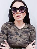 Очки женские солнцезащитные Chanel, фото 1