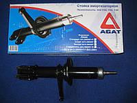 Амортизатор передний левый Таврия Славута ЗАЗ 1102 1103 1105 АГАТ