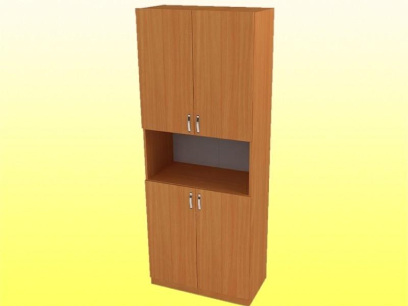Шкаф для книг полузакрытый (4505)