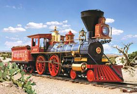 Пазлы Castorland Поезд 52127, 500 элементов