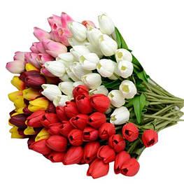 Одиночные цветы и ветки