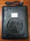 Индукционная плита Rainberg Германия, настольная плита кухонная 2200 Вт, фото 5