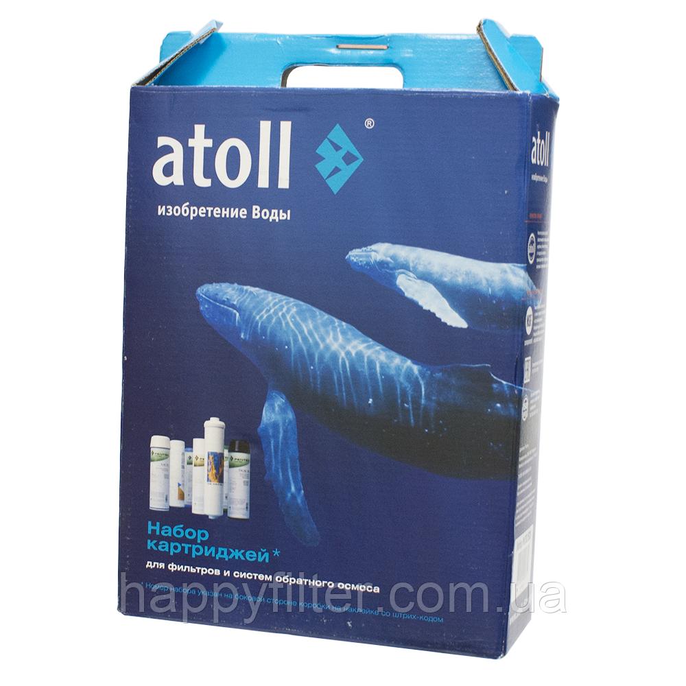 Набор картриджей Atoll №202 ECO