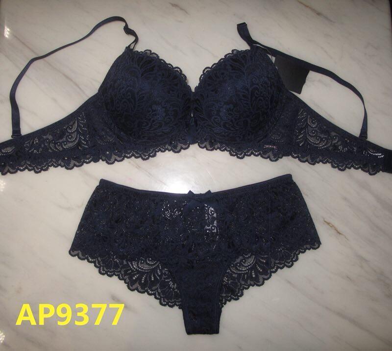 Комплекты нижнего женского белья Balaloum Синий 70С 75С