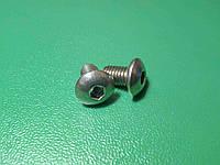 Винт ( болт ) DIN 7380 A2 M5 8 мм нержавейка с внутренним шестигранником
