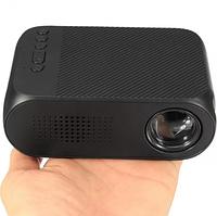 Портативный проектор Projector LED YG320 Mini 700 lumen с динамиком мультимедийный проектор Оригинал