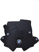 """Комплект автоковриков на BMW """"Платинум 2"""", микс цветов"""