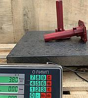 Полуось дифференциальная 32/230 мм (на двух подшипниках) жигуль/мотоблок заводская