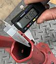 Полуось дифференциальная 32/230 мм (на двух подшипниках) жигуль/мотоблок заводская, фото 4