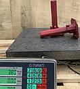 Полуось дифференциальная 32/230 мм (на двух подшипниках) жигуль/мотоблок заводская, фото 2