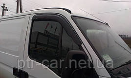 Дефлекторы окон (ветровики) Renault MASTER/MASCOT 1999-2010 2шт (HIC)