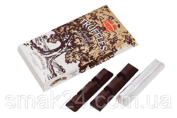 Шоколад  горький  с трюфельной начинкой Truffles Коммунарка 200г Беларусь