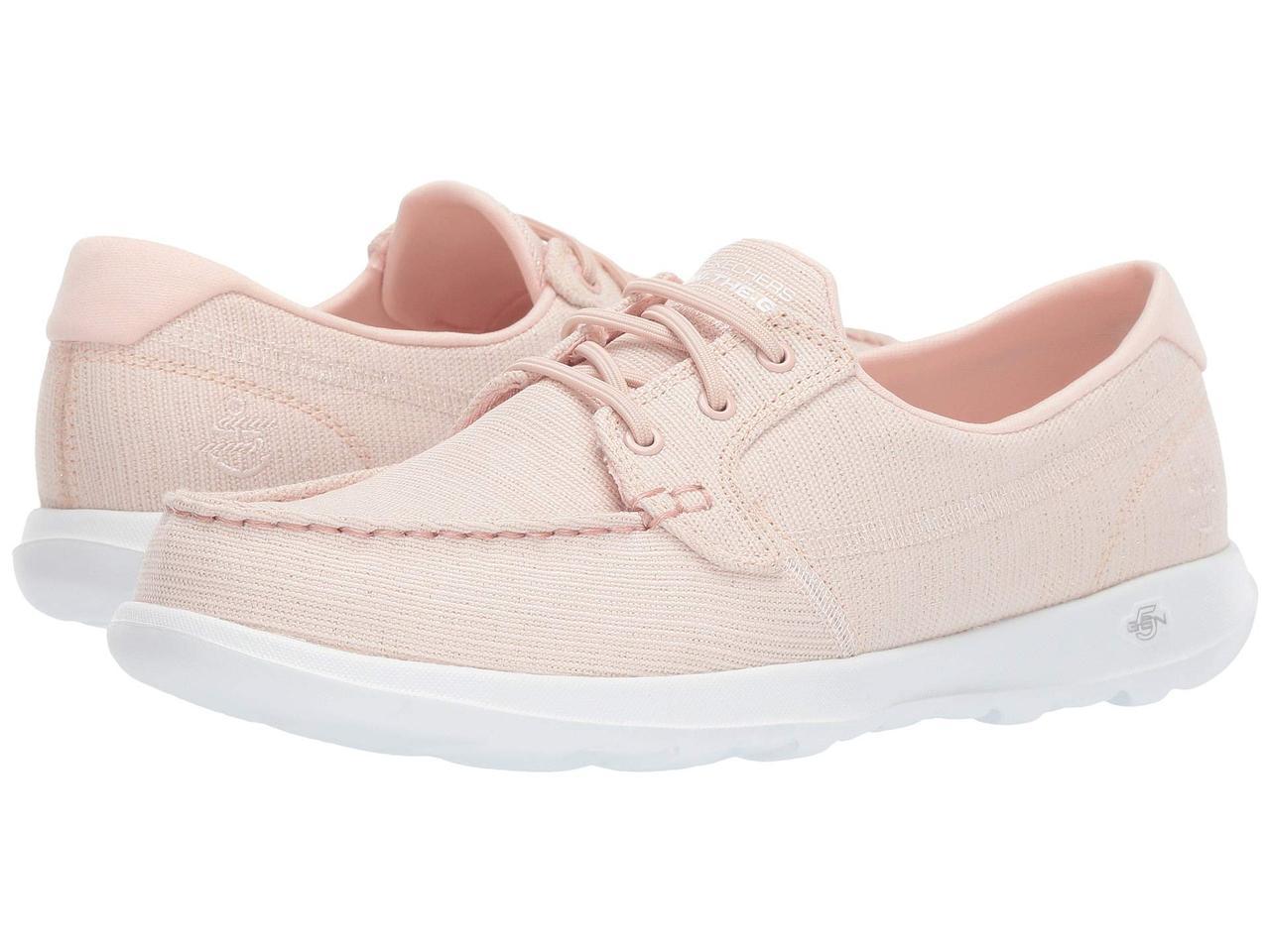 Кроссовки/Кеды (Оригинал) SKECHERS Performance Go Walk Lite - 16422 Light Pink