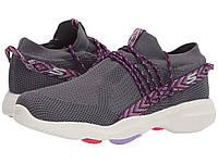Кроссовки/Кеды (Оригинал) SKECHERS Performance Go Walk Revolution Ultra - 15672 Charcoal/Purple, фото 1