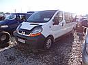 Дефлекторы окон (ветровики)  Renault Trafic 2001->/Opel Vivaro 2001 2шт (Heko), фото 2