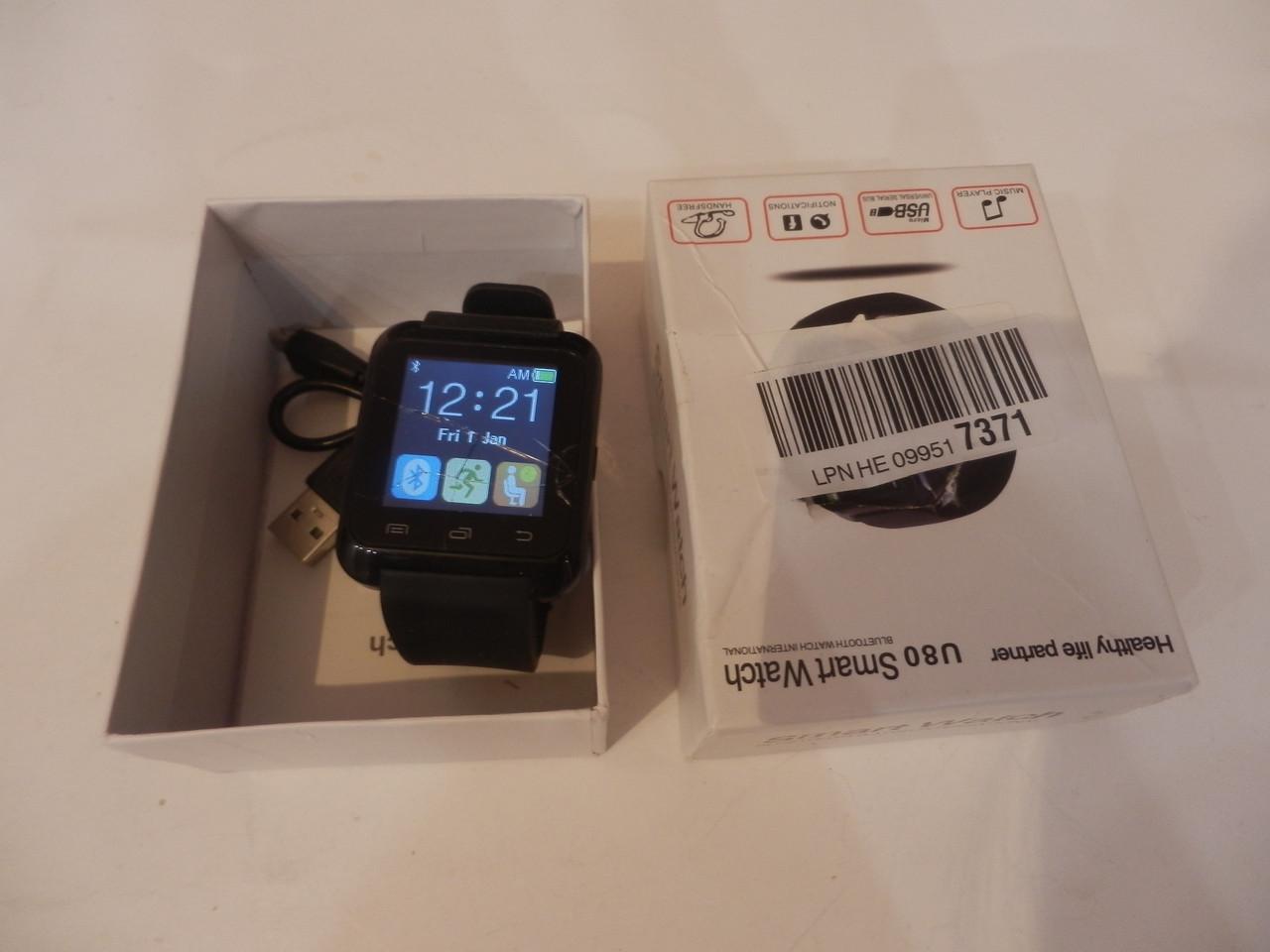 Смарт часы Smart watch U80 №264Е