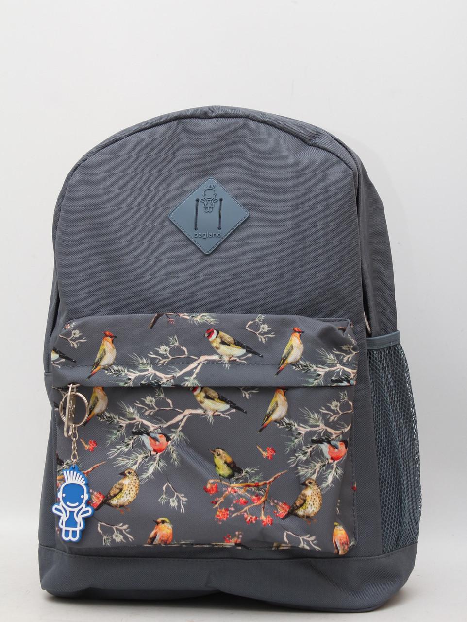 f620f4b857b7 Жіночий спортивний рюкзак Bagland / Женский спортивный городской рюкзак  Bagland