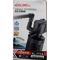 XiLONG XL-777 А, фильтр аквариумный внутренний, 5W