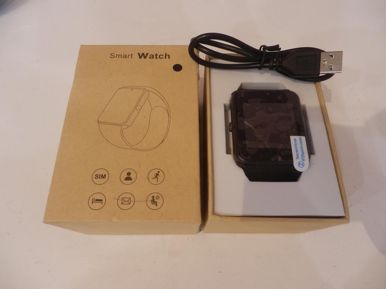 Смарт часы Smart watch zomtop wearable GT08 №269Е